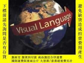 二手書博民逛書店Visual罕見LanguageY364153 Robert E. Horn Macrovu Inc. 出版