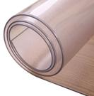桌墊pvc桌布防水防油免洗墊透明塑料 cf