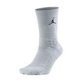 Nike Jordan Flight 2.0 男 淺灰 籃球襪 襪子 運動襪 中筒襪 Ultimate 乾爽 緊密服貼 SX5854012