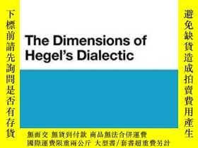 二手書博民逛書店Dimensions罕見Of Hegel s Dialectic-黑格爾辯證法的維度Y436638 Necta