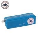 淺藍款【日本正版】CONVERSE 筆袋 鉛筆盒 ALL STAR - 182988