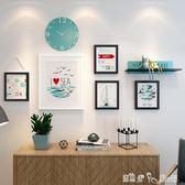 現代簡約北歐三聯客廳裝飾畫餐廳油畫飯廳掛畫兒童房臥室床頭壁畫 潔思米 IGO