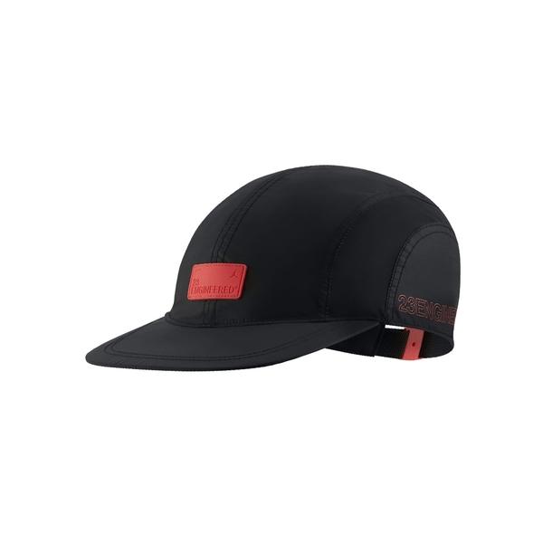 Nike JORDAN AW84 CAP 23ENG 黑 透氣 五分割帽 CU6556-010