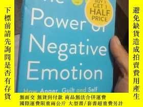 二手書博民逛書店the罕見power of nega tive emotion消