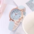 手錶 學生錶女童韓版新款兒童手錶女孩小學生考試電子防水時尚潮流簡約 尾牙