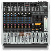 ::bonJOIE:: 美國進口 Behringer Xenyx QX1222USB Audio Mixer 混音器 USB介面 德國耳朵牌 QX1222 USB 介面