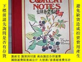 二手書博民逛書店【罕見】1984年出版 The Country Diary Cookery NotesY27248 Edith