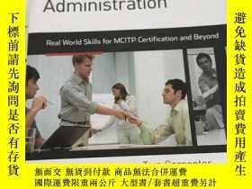 二手書博民逛書店Microsoft罕見SharePoint 2010 Administration: Real World Ski
