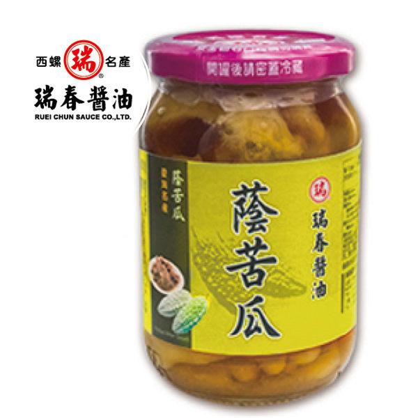瑞春.蔭苦瓜(十二瓶入)﹍愛食網