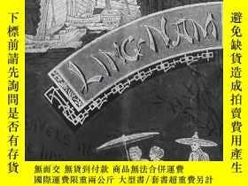 二手書博民逛書店Ling-Nam,罕見or Interior Views of