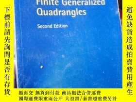 二手書博民逛書店Finite罕見Generalized Quadrangles有