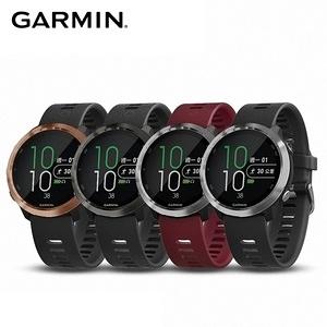 Garmin Forerunner 645M GPS智慧心率音樂錶-灰黑灰