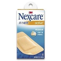 3M Nexcare 活力繃帶 5片包