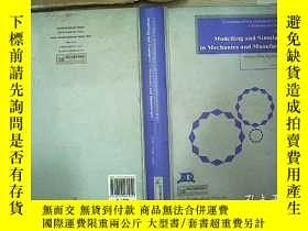 二手書博民逛書店Modelling罕見and Simulation in Mec