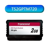 新風尚潮流 創見 記憶卡模組 【TS2GPTM720】 2GB IDE DOM 2.5吋快閃記憶卡 44pin 垂直型