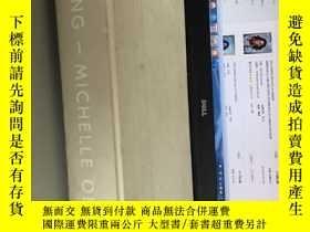 二手書博民逛書店becoming罕見michelle obamaY280165