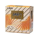 掬水軒高纖蘇打餅乾150g*3盒【合迷雅好物超級商城】