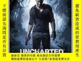 二手書博民逛書店罕見UnchartedY410016 . Naughty Dog Insight Editions ISBN: