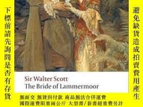 二手書博民逛書店The罕見Bride Of Lammermoor (oxford