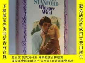 二手書博民逛書店Whisper罕見windY85718 Sondra Stanf