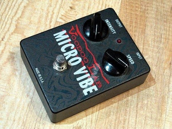 ☆ 唐尼二手好貨專區︵☆ Voodoo Lab Micro Vibe 單顆效果器