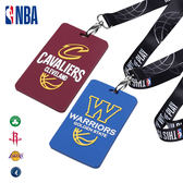 NBA 官方授權 捷運卡套 公車卡套 證件套 行李吊牌 勇士, 騎士, 賽爾提克, 火箭, 灰狼和湖人