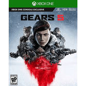 【預購】Xbox One X 戰爭機器 5《中文版》