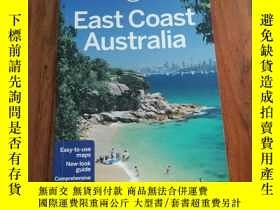 二手書博民逛書店Lonely罕見Planet East Coast Austra