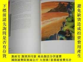 二手書博民逛書店DAZE(美國藝術家DAZE罕見城市藝術展作品集)17608 D