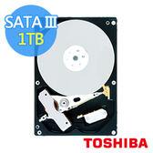 [哈GAME族]免運 可刷卡 東芝 TOSHIBA 1TB 32M 3.5吋 SATA3硬碟 內接式硬碟 7200RPM高轉速 DT01ACA100