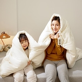 A類兒童抗菌全棉大豆纖維冬被 加厚保暖春秋被子四季單雙人棉被芯 夢幻小鎮