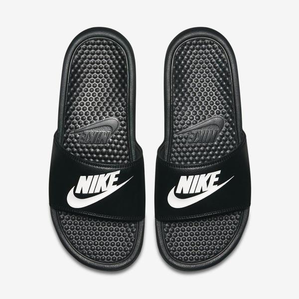 NIKE  BENASSI JDI -中性款涼拖鞋- NO.343880090