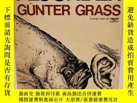 二手書博民逛書店君特·格拉斯:The罕見Flounder by Gunter G