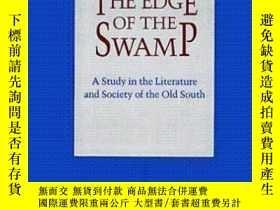 二手書博民逛書店【罕見】1989年出版 The Edge Of The Swam