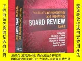 二手書博民逛書店Practical罕見Gastroenterology and