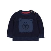 mothercare 藍色小熊針織長袖-精選系列(M0TB771)09個月、24個月、36個月