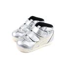 Onitsuka Tiger MEXICO Mid Runner TS 運動鞋 銀色 小童 童鞋 1184A001-021 no289