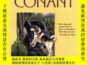 二手書博民逛書店The罕見Dogfather (Dog Lover s Mystery)-教父(愛狗者之謎)Y346464 C