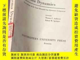 二手書博民逛書店Advances罕見in Plasma DynamicsY24878 Thomas P.Anderson等 N