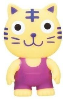 『121婦嬰用品館』樂雅 軟膠玩具 - 小虎