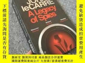 二手書博民逛書店萬葉堂英文原版罕見JOHN Le CARE:A Legacy o