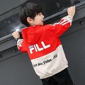 童裝男童秋裝外套2020新款中大兒童韓版上衣春秋季男孩洋氣夾克衫