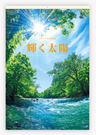2019日本進口膠片月曆~SB219光輝太陽*13張-雙月曆~天堂鳥月曆