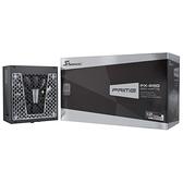 Seasonic 海韻 PRIME PX-850 白金 全模組 電源供應器(SSR-850PD) [富廉網]