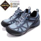 Merrell 戶外鞋 Siren Sport Q2 GTX 藍 深藍 Gore-Tex 防水 透氣 越野 休閒鞋 運動鞋 女鞋【PUMP306】 ML12434
