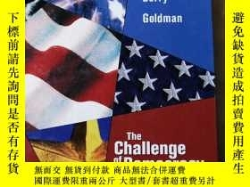 二手書博民逛書店THE罕見CHALLENGE OF DEMOCRACY, SEVENTH EDITION, JANDA BERR