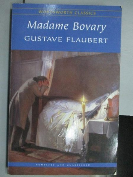 【書寶二手書T5/原文小說_ISW】Madame Bovary_Gustave Flaubert