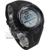 SKMEI時刻美 流行計時運動電子手錶 女錶 中性錶 男錶 學生錶 橡膠 SK1074黑