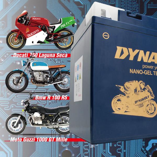 【DYNAVOLT 藍騎士】MG53030等同湯淺YUASA 53030 重機機車電池專用