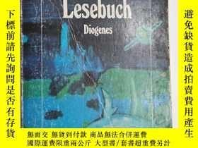 二手書博民逛書店Das罕見Durrenmatt LesebuchY32455 Daniel Keel Diogenes 出版
